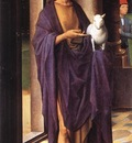 Memling Hans The Donne Triptych c1475 detail1 left wing