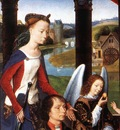 Memling Hans The Donne Triptych c1475 detail3 central panel