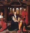 Memling Hans Triptych c1470