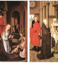 Memling Hans Wings of a Triptych c1470