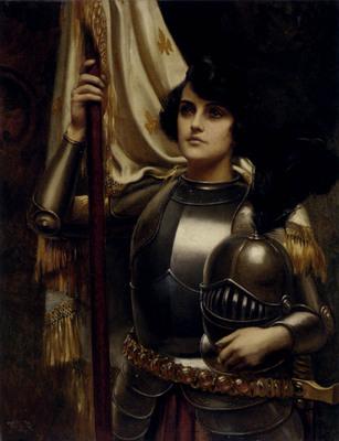 Piffard Harold H Joan Of Arc