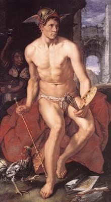 GOLTZIUS Hendrick Mercury