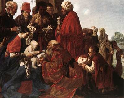 TERBRUGGHEN Hendrick The Adoration Of The Magi