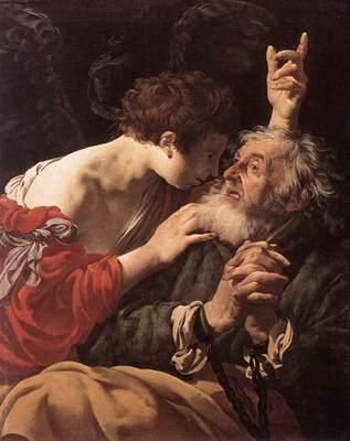 TERBRUGGHEN Hendrick The Deliverance Of St Peter