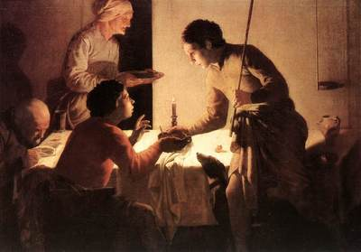 TERBRUGGHEN Hendrick The Supper