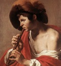 TERBRUGGHEN Hendrick Boy Playing Flute