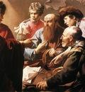 TERBRUGGHEN Hendrick The Calling Of St Matthew
