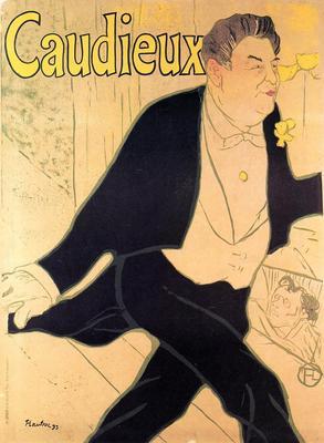 Toulouse Lautrec Henri de Cadieux