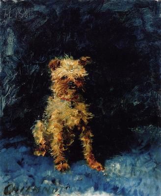 Toulouse Lautrec Henri de Margot