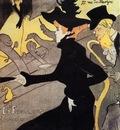 Toulouse Lautrec Henri de Divan Japonais