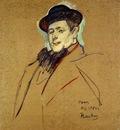 Toulouse Lautrec Henri de Henri Gabriel Ibels