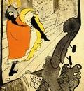 Toulouse Lautrec Henri de Jane Avril
