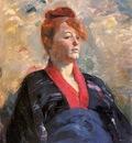 Toulouse Lautrec Henri de Madame Lili Grenier