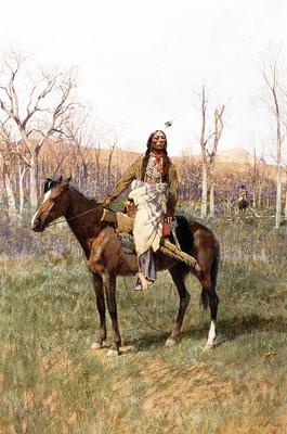 Farney Henry F Crow Scouts
