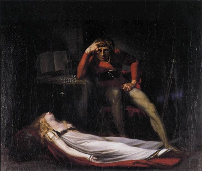 FUSELI John Henry Ezzelin And Meduna