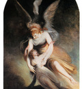 Fuseli Henry The Apotheosis Of Penelope Boothby