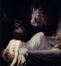 Fuseli Henry The Nightmare