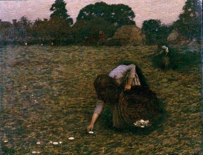 Thangue Henry Herbert La Dawn