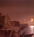 Pether Henry Moonlight In Venice