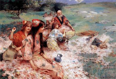 Mowbray Henry Siddons Oriental Fantasy