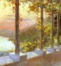 Siemiradzki Henryk Italian Landscape