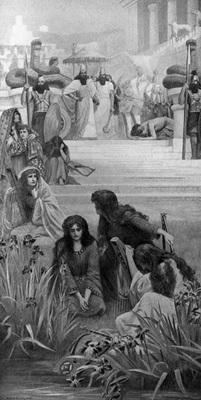 schmalz daughters of judah in babylon