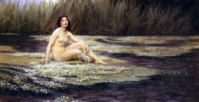 Draper Herbert James The Water Nymph