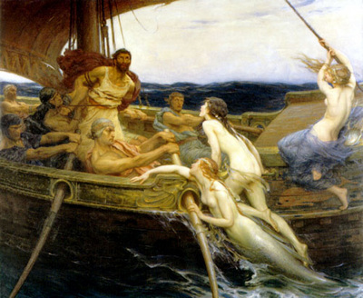 Draper Herbert James Ulysses and the Sirens