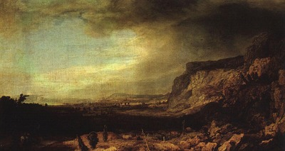 SEGHERS Hercules Mountainous Landscape