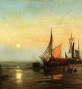 Herzog Herman Moonlit Fishing Scene