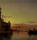 Corrodi Hermann David Salomon Prayers At Dawn Venice