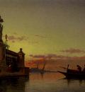 Corrodi Hermann David Salomon Prayers At Dawn Venice