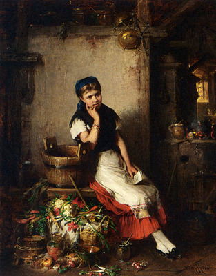 Kern Hermann The Love Letter