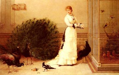 Hardy Heywood The Aviary