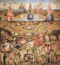 Garden of Earthly Delights central panel of the triptych WGA