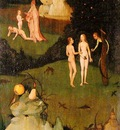 Haywain left wing of the triptych WGA