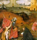 Temptation of St Anthony right wing of the triptych WGA