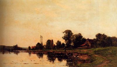 Deply Hippolyte Camille Matin De Printemps