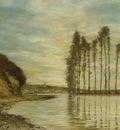 Martin Homer Dodge View On The Seine