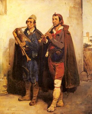 Vernet Horace Village Musicians