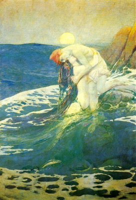 Pyle Howard The Mermaid