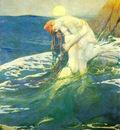 Pyle Howard The Mermaid