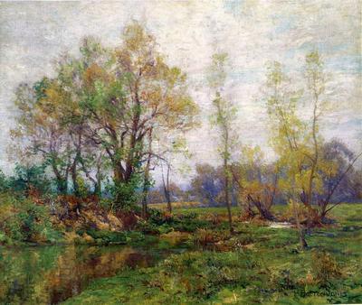 Jones Hugh Bolton Springtime
