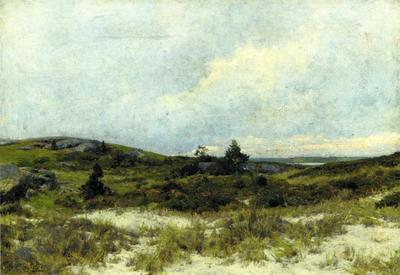 Jones Hugh Bolton The Dunes
