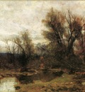 Jones Hugh Bolton Winter Landscape