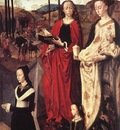 GOES Hugo van der Sts Margaret And Mary Magdalene With Maria Portinari