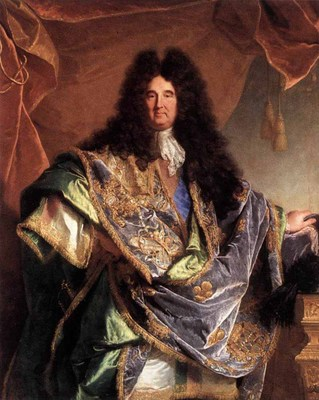 RIGAUD Hyacinthe Portrait Of Phillippe De Courcillon