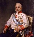 Camarlench Ignacio Pinazo Retrato del Conde Guaki