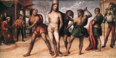 Sodoma Flagellation of Christ