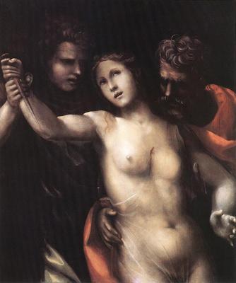 Sodoma The Death of Lucretia